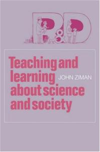 Teaching and Learning about Science and Society
