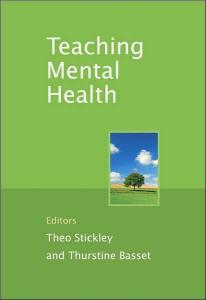 Teaching Mental Health
