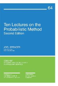 Ten Lectures on the Probabilistic Method