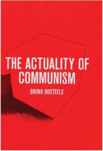 The Actuality of Communism (Pocket Communism)