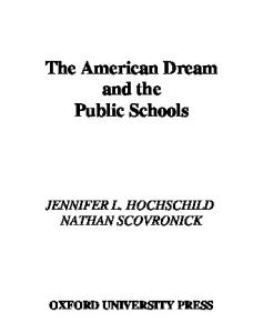 Financing the american dream pdf free download fandeluxe Choice Image