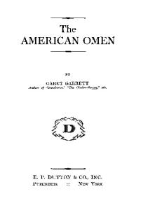 The American Omen