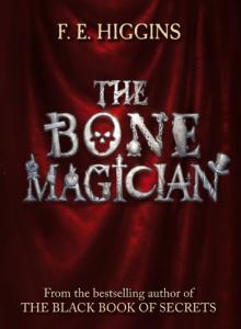 The Bone Magician (Tales from the Sinister City, Book 2)
