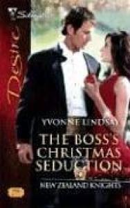 The Boss's Christmas Seduction (Silhouette Desire)