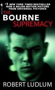 The Bourne Supremacy (Bourne Series #2)