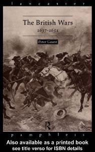 The British Wars, 1637-1651 (Lancaster Pamphlets)