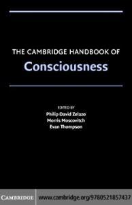 The Cambridge Handbook of Consciousness
