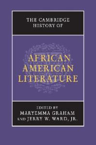 The Cambridge History of African American Literature - PDF