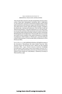 free download history of english literature by michael alexander pdf
