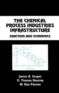 The Chemical Process Industries Infrastructure: Function and Economics (Chemical Industries)