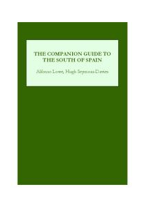 The Companion Guide to the South of Spain (Companion Guides)