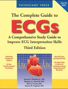 The Complete Guide to ECGs, 3rd Edition