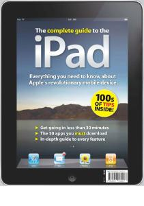 The Complete Guide to the iPad