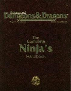 The Complete Ninjas Handbook [game]