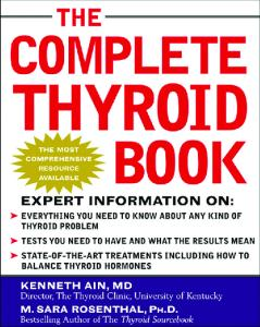 The Complete Thyroid Book