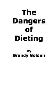 The Dangers of Dieting