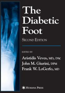 The Diabetic Foot, Second Edition (Contemporary Diabetes)