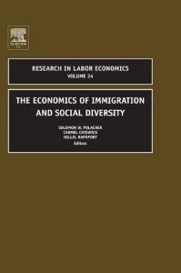 The economics of immigration and social diversity