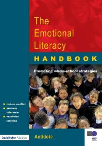 The Emotional Literacy Handbook: A Guide for Schools