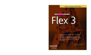 The Essential Guide to Flex 3 (Essential Guide)