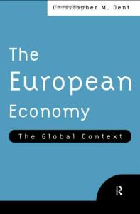 The European Economy: The Global Context