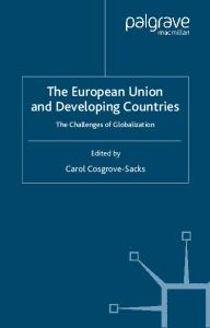 The European Union and Developing Countries: Challenges of Globalization