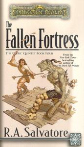 The Fallen Fortress (Forgotten Realms:  The Cleric Quintet, Book 4)