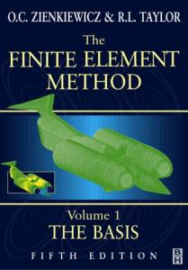 The finite element method. The basis