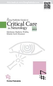 The Flying Publisher Guide to Critical Care in Neurology