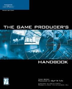 The Game Producer's Handbook