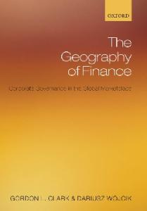 The Geography of Finance: Corporate Governance in a Global Marketplace