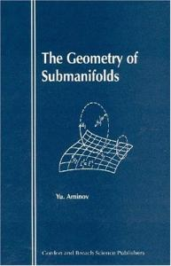 The geometry of submanifolds