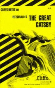The great Gatsby: notes