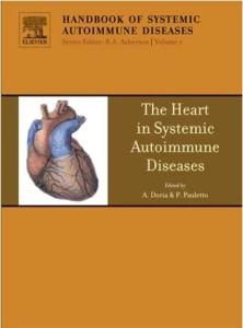 The Heart in Systemic Autoimmune Diseases, Volume 1 (Handbook of Systemic Autoimmune Diseases)