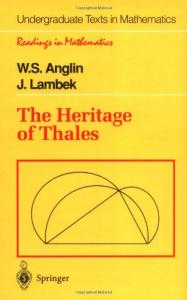 The Heritage of Thales