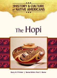 The Hopi (The History and Culture of Native Americans)