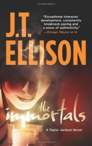 The Immortals (Taylor Jackson)