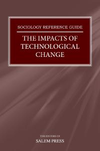 The Impacts of Technological Change