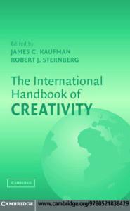 The International Handbook of Creativity