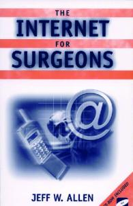 The Internet for Surgeons