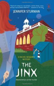 The Jinx (Rachel Benjamin Mysteries, Book 2)