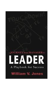 The Journey from Manager to Leader