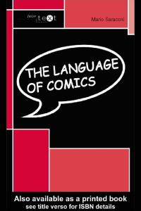 The Language of Comics (Intertext)