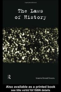 The Laws of History (Routledge Studies in History of Economics)