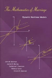 The Mathematics of Marriage: Dynamic Nonlinear Models