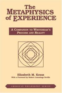 The Metaphysics of Experience: A Companion to Whitehead's Process and Reality (American Philosophy Series , No 8)