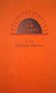 The new dealers, by Unofficial observer