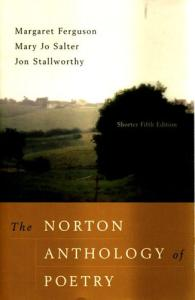 The Norton Anthology of Poetry, Shorter Fifth Edition