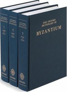 The Oxford dictionary of Byzantium, Volumes 1