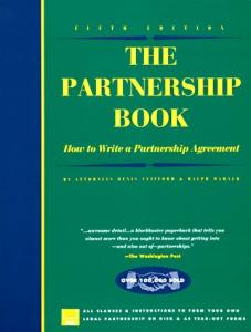 The partnership book: how to write a partnership agreement
